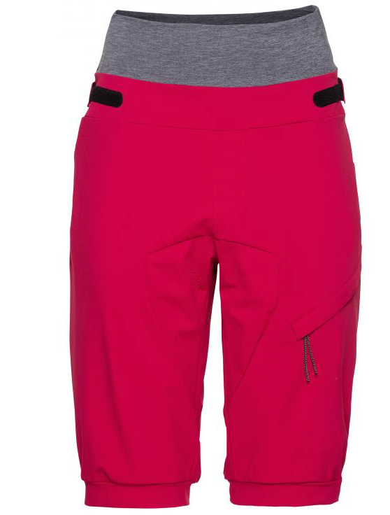 BARG nul - Ocean Waste Econyl® SL Short Women Beet Red L
