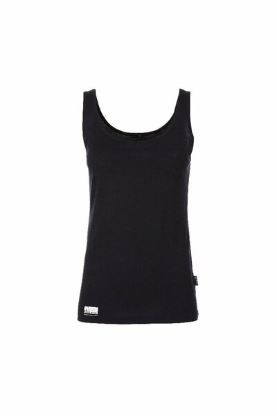 PALLY HI WMN Tank Top SLANK TANK, bluek, L