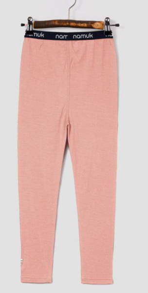 Sova Merino Leggins sunset rose