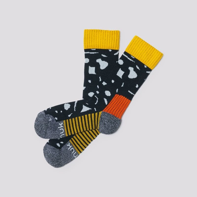 Peak Merino Hiking Socks true navy