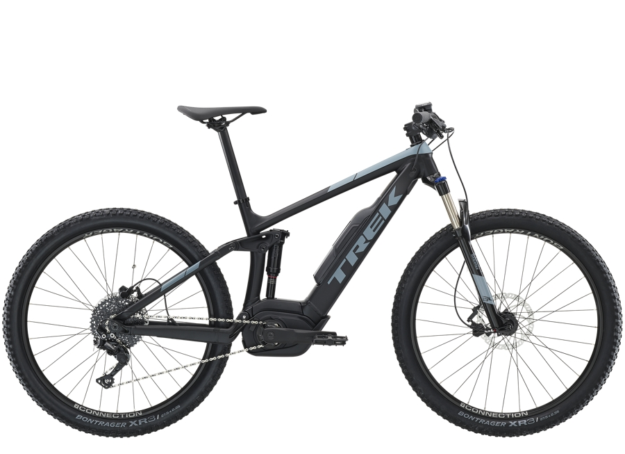 Trek Powerfly FS 4 ML Matte Trek Black