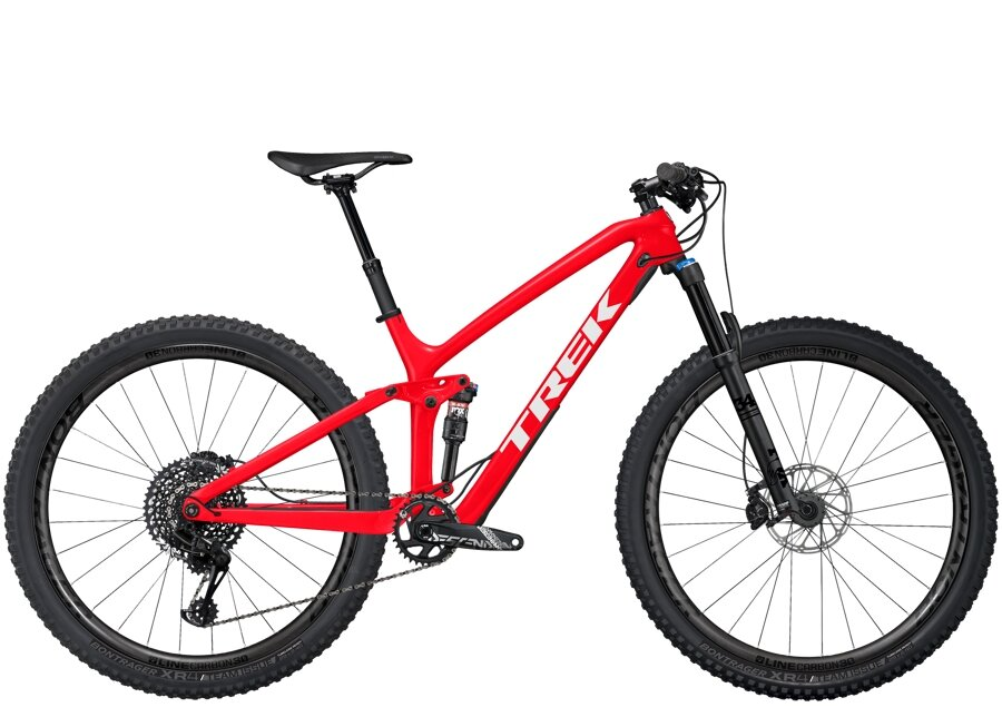 Trek Fuel EX 9.8 29 M Viper Red/Trek White