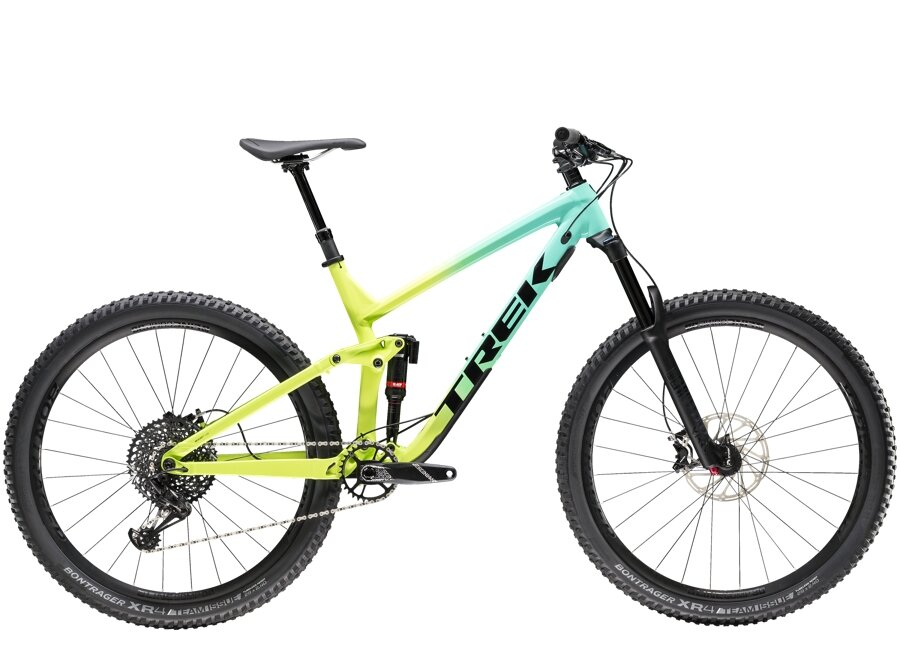 Trek Slash 8 M Miami to Volt Fade