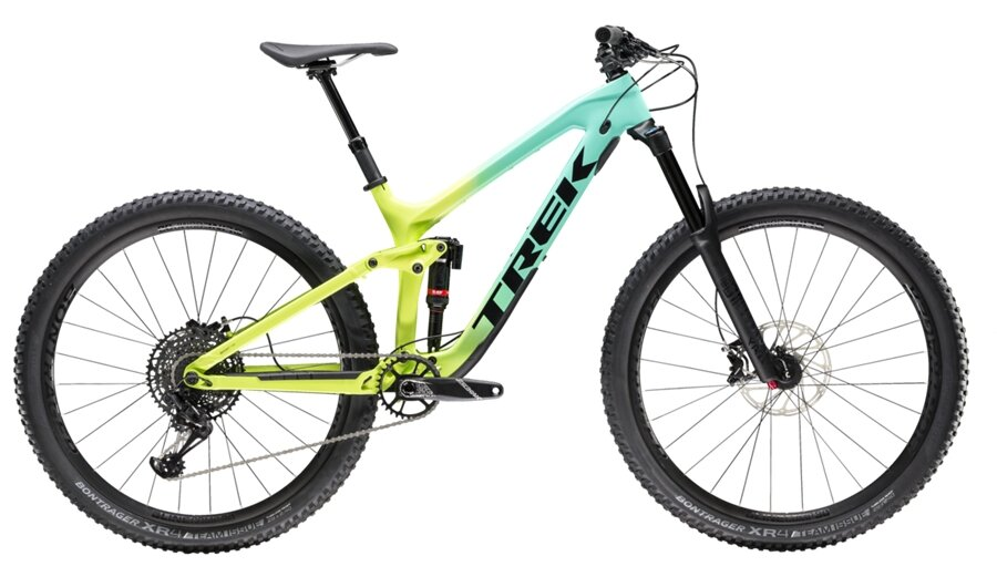 Trek Slash 9.7 L Miami to Volt Fade