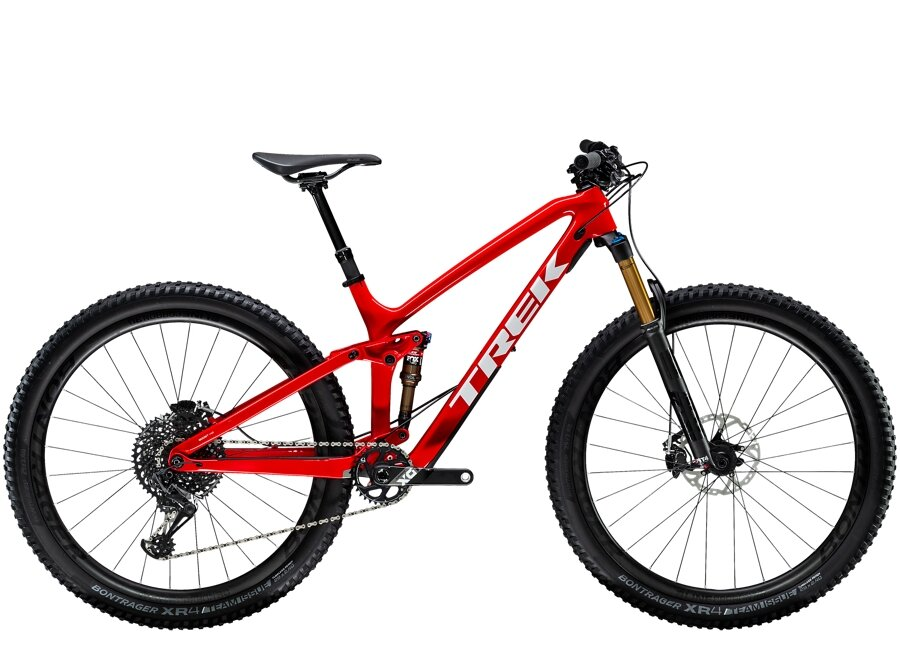 Trek Fuel EX 9.9 29 L Viper Red/Trek White