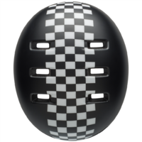 Bell Lil Ripper Helmet XS matte black/white checkers