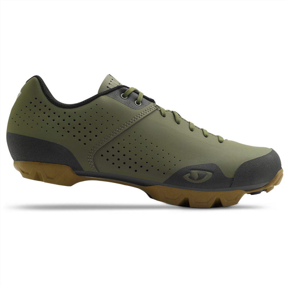 Giro Privateer Lace Shoe 45 olive/gum