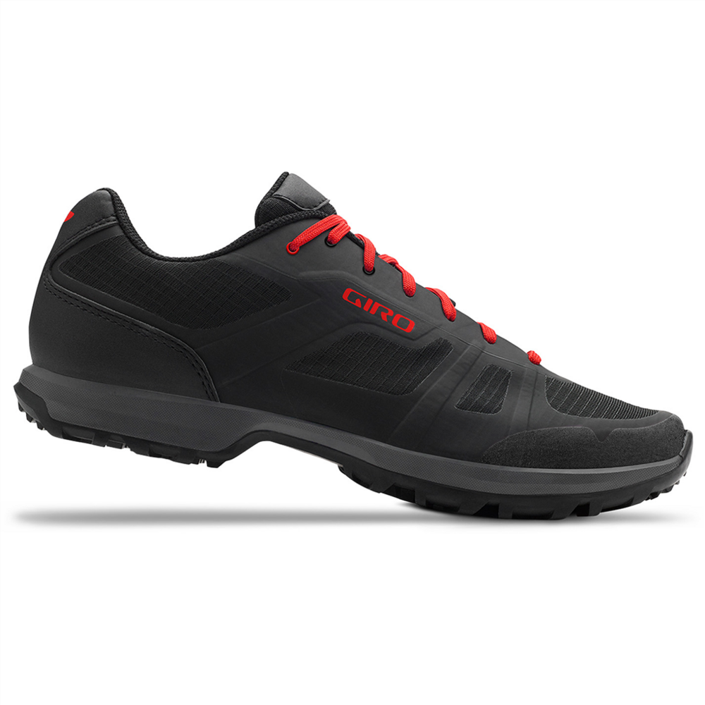 Giro Gauge Shoe 44 black/bright red