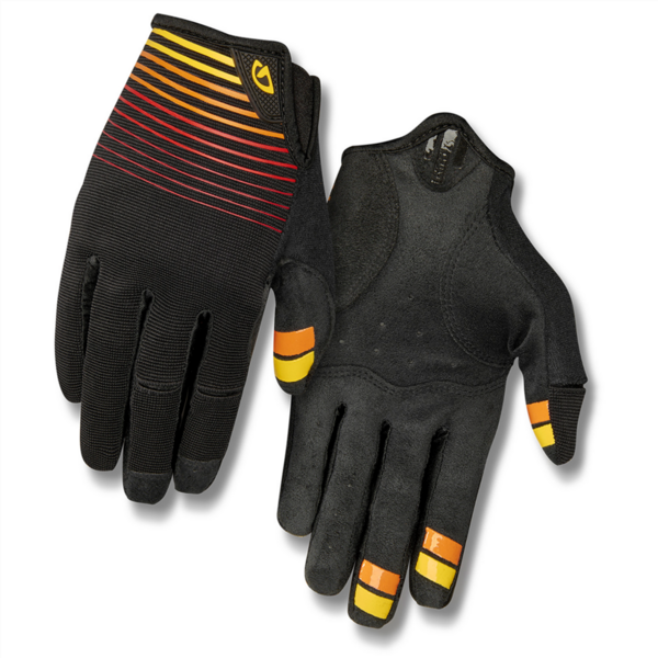 Giro DND Glove S heatwave/black