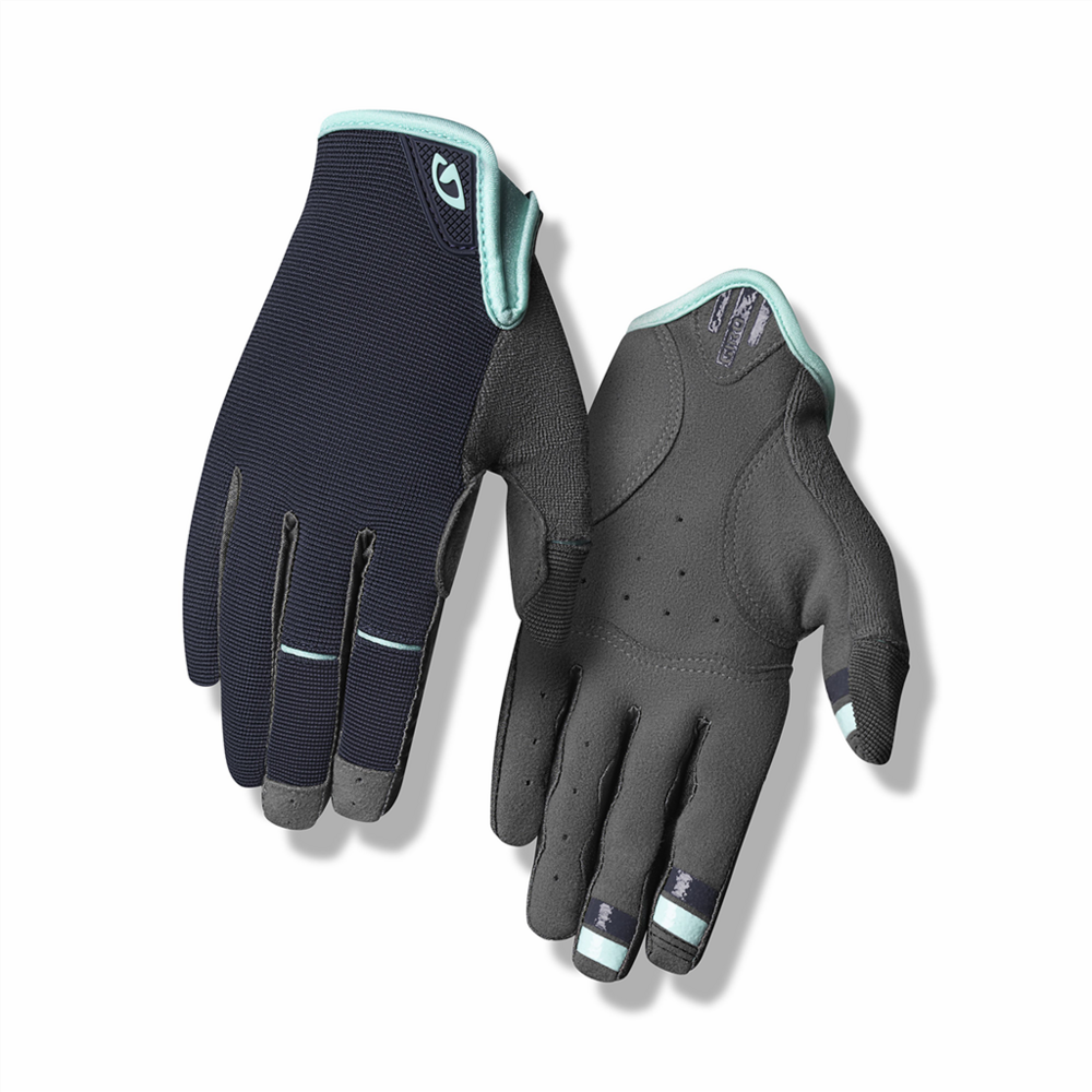 Giro W La DND Glove S midnight blue/cool breeze