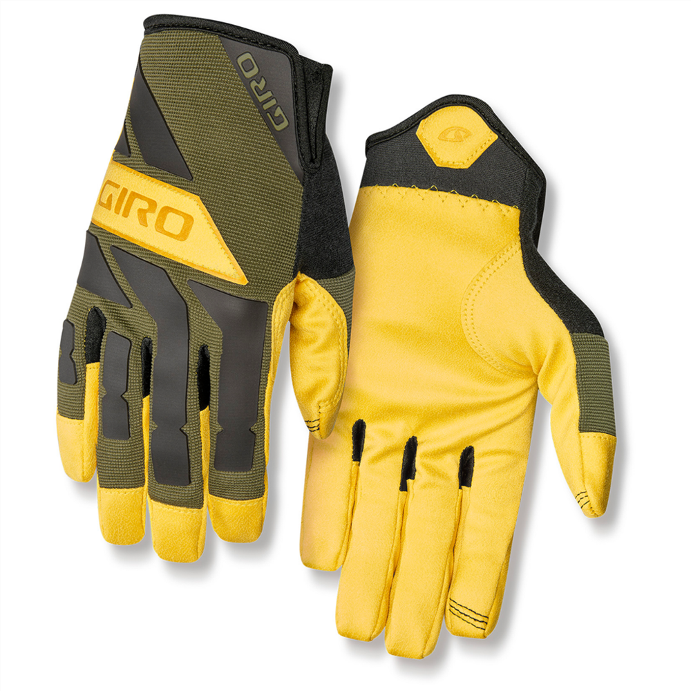 Giro Trail Builder Glove XL olive/buckskin