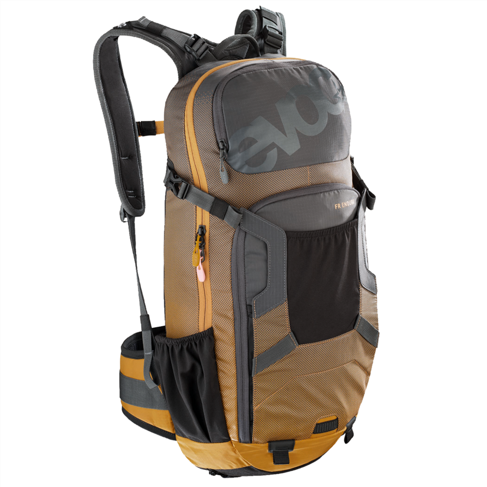 Evoc FR Enduro 16L Backpack S carbon grey/loam