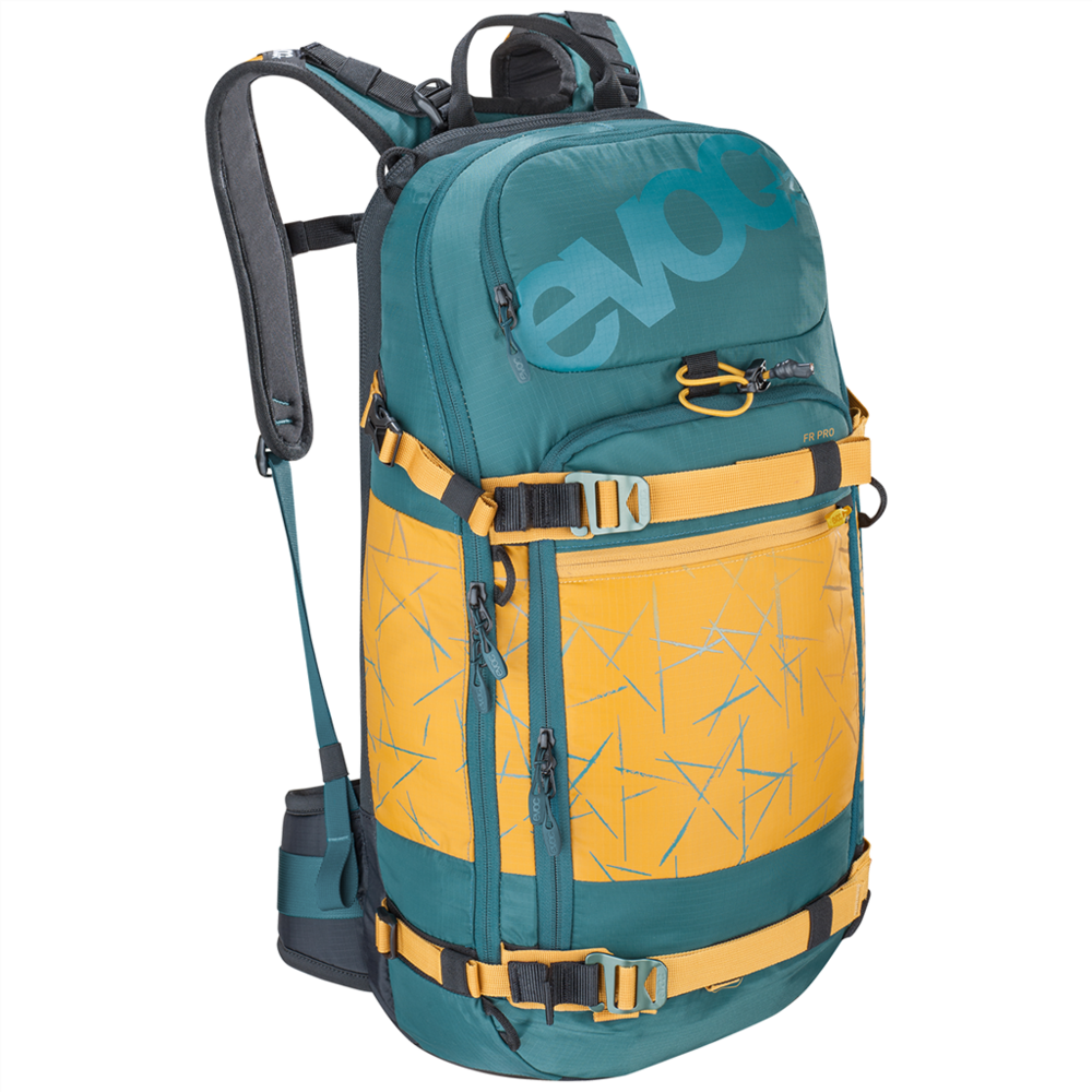 Evoc FR Pro Backpack XL petrol/loam