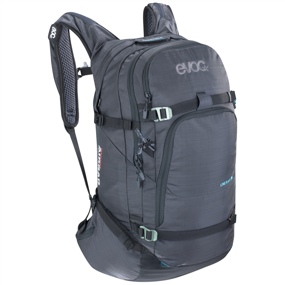 Evoc Line R.A.S. 30l Backpack one size heather carbon grey