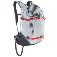 Evoc Line R.A.S. 30l System integrated one size silver/heather carbon grey