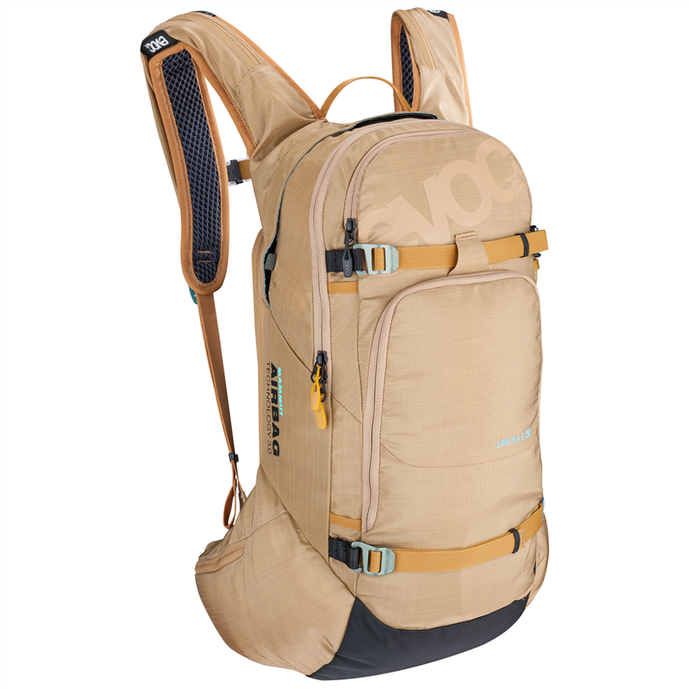 Evoc Line R.A.S. 20l System integrated one size heather gold